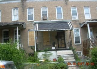 Foreclosed Home en BOARMAN AVE, Baltimore, MD - 21215