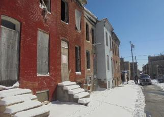 Foreclosed Home en N BRUCE ST, Baltimore, MD - 21223