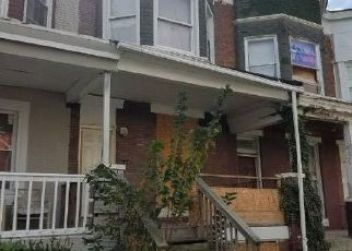 Foreclosed Home en GRAYSON ST, Baltimore, MD - 21216