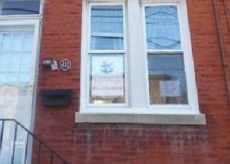 Foreclosed Home en SHURS LN, Philadelphia, PA - 19128