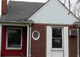 Foreclosed Home en ROXBURY ST, Detroit, MI - 48224