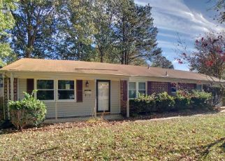 Foreclosed Home in WESTCHESTER CIR, Virginia Beach, VA - 23452