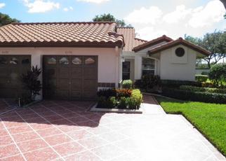 Foreclosed Home en MILL POINTE CIR, Delray Beach, FL - 33484