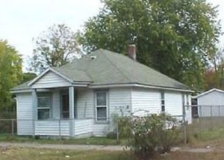 Foreclosed Home in GREELEY AVE, Michigan City, IN - 46360