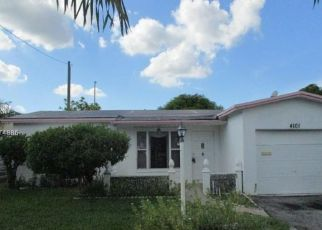 Foreclosed Home in NW 52ND AVE, Fort Lauderdale, FL - 33319