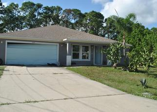 Foreclosed Home in SW HABLOW ST, Port Saint Lucie, FL - 34953