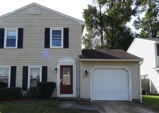 Foreclosed Home in MARVELL RD, Virginia Beach, VA - 23462
