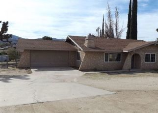 Foreclosed Home en SAINT MARYS DR, Yucca Valley, CA - 92284