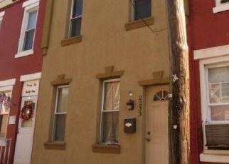 Foreclosed Home en S FAIRHILL ST, Philadelphia, PA - 19148