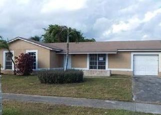 Foreclosed Home in SW 259TH TER, Homestead, FL - 33032