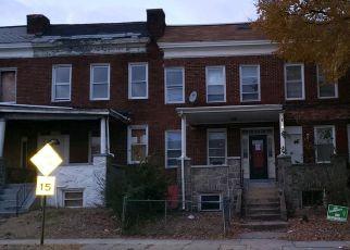 Casa en ejecución hipotecaria in Baltimore, MD, 21217,  PRESSTMAN ST ID: F4325718