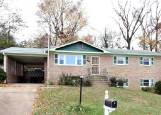 Foreclosed Home en STEVE DR, District Heights, MD - 20747