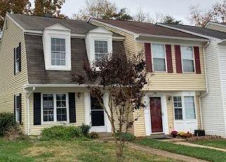 Foreclosed Home en BRAXTED LN, Manassas, VA - 20110
