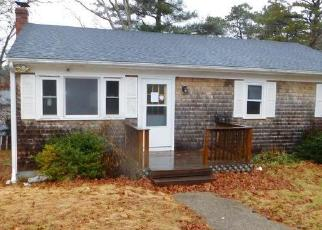 Foreclosed Home in MAYFLOWER LN, East Wareham, MA - 02538