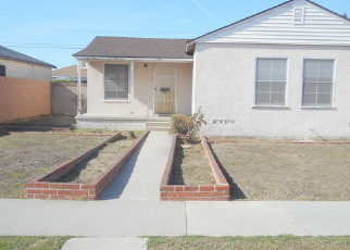 Foreclosed Home en GARFIELD AVE, South Gate, CA - 90280