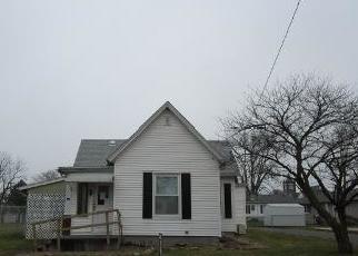 Foreclosed Home in S WASHINGTON ST, Lovington, IL - 61937