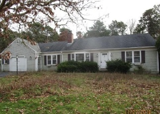 Foreclosed Home in CAPTAIN SMALL RD, South Yarmouth, MA - 02664