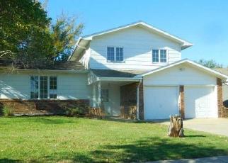 Foreclosed Home in S WHITE CLIFF LN, Wichita, KS - 67207