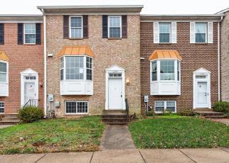 Foreclosed Home en KNOLL MIST LN, Gaithersburg, MD - 20879