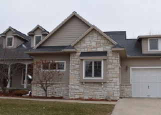 Foreclosed Home in DEER CREEK CT, Mason City, IA - 50401
