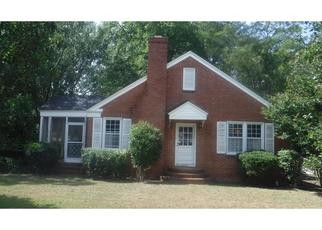 Foreclosed Home en WASHINGTON RD, Thomson, GA - 30824