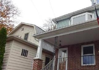 Foreclosed Home in RAUB ST, Easton, PA - 18042