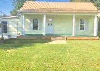 Foreclosed Home in RED HILL RD, Nortonville, KY - 42442