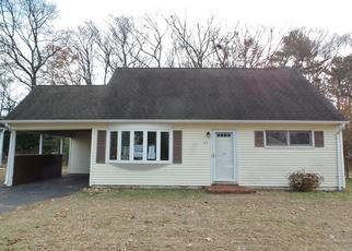 Foreclosed Home in BRITT RD, East Hartford, CT - 06118