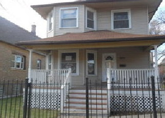 Foreclosed Home en S SANGAMON ST, Chicago, IL - 60620