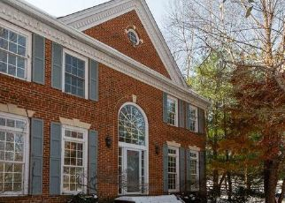 Foreclosed Home in DUNTHORPE LN, Purcellville, VA - 20132
