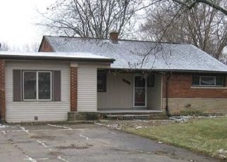 Foreclosed Home in MAEDER ST, Utica, MI - 48316