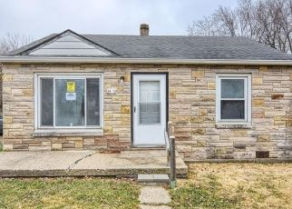 Foreclosure Home in Indianapolis, IN, 46218,  N CHESTER AVE ID: F4328351