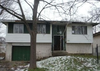 Foreclosed Home in JACKSON ST, Gary, IN - 46407