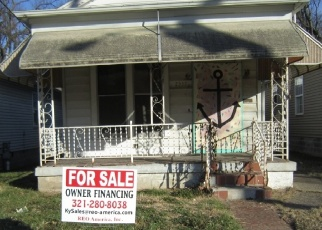 Foreclosed Home in MAGAZINE ST, Louisville, KY - 40211