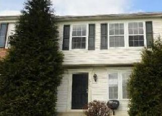 Foreclosed Home en LIMESTONE CT, Aberdeen, MD - 21001