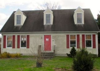 Foreclosed Home in GREENRIDGE AVE, Ridgely, MD - 21660