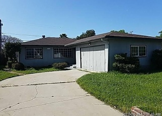 Foreclosed Home in E DONNER AVE, Fresno, CA - 93726