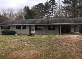 Foreclosed Home in WOODS RD, Meridian, MS - 39307