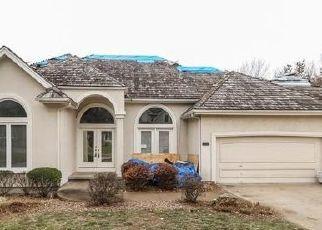 Foreclosed Home in CAILLER DR, Lenexa, KS - 66220