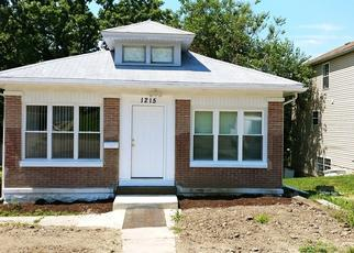 Foreclosed Home en LUTHER AVE, Joliet, IL - 60432