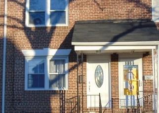 Foreclosed Home in LINDEN AVE, Wilmington, DE - 19805