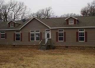 Foreclosed Home in BUFF RD, Kiowa, OK - 74553