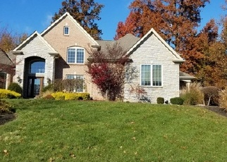 Foreclosed Home in OAKBROOK LN, Mason, OH - 45040
