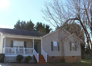 Foreclosed Home in SKYE TRL, Thomasville, NC - 27360