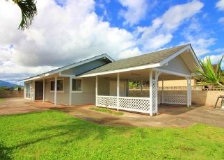 Foreclosed Home en KANIAHE ST, Wahiawa, HI - 96786