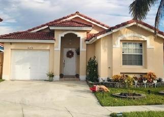 Foreclosed Home in SW 177TH TER, Miami, FL - 33177