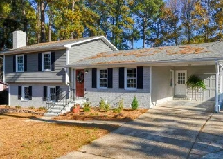 Foreclosed Home in LAURA DUNCAN RD, Apex, NC - 27502
