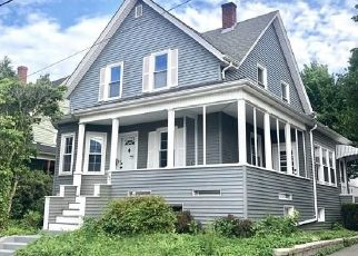Foreclosed Home in BARNES ST, Fall River, MA - 02723