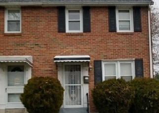 Foreclosed Home in E FORNANCE ST, Norristown, PA - 19401