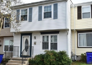 Foreclosed Home en N PENDLETON CT, Frederick, MD - 21703
